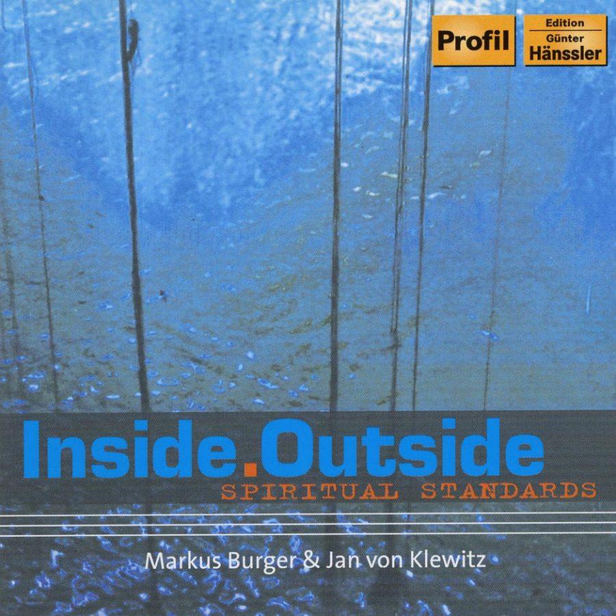 Markus Burger & Jan von Klewitz - Spiritual Standards Inside.Outside